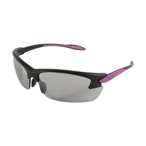 Allen Cases Electron Womens Ballistic Shooting Glasses Pink/Black