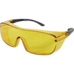 Allen Cases Ballistic Over Glasses Yellow