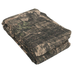 Allen Cases Blind Fabric Camo Burlap Fabric, Mossy Oak Break-Up