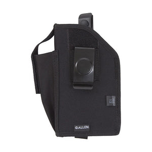 Allen Cases Ambidextrous Holster .380 with Laserm Black