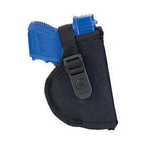 Allen Cases Cortez Nylon Pistol Holster, Black Size 1