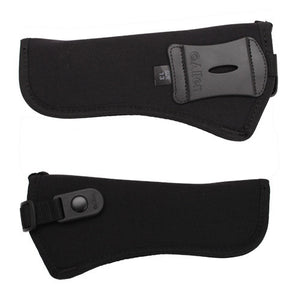 Allen Cases Cortez Nylon Pistol Holster, Black Size 13