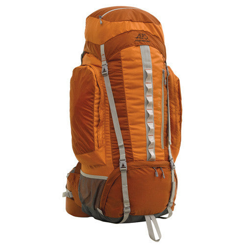 Alps Mountaineering Cascade Backpack 4200, Rust