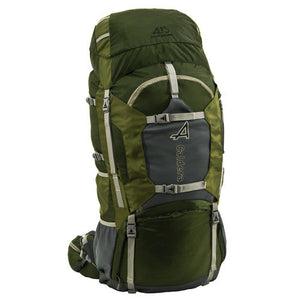 Alps Mountaineering Caldera Backpack 5500, Green