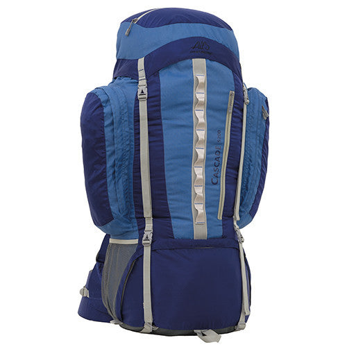 Alps Mountaineering Cascade Backpack 5200, Blue
