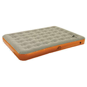 Alps Mountaineering Air Bed SPS Twin, Khaki/Rust 39x74x8.5