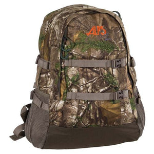 Alps Mountaineering Outdoor Z Crossbuck Pack Realtree Xtra Camo