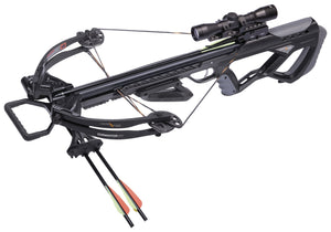 Crosman Tormentor 370 Black Crossbow