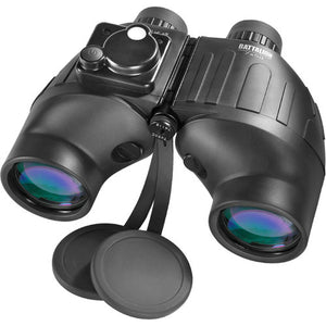 Barska Optics Battalion Binoculars 7x50mm, Rangefinder/Compass