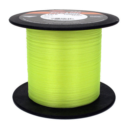 "Berkley FireLine Fused Original Line Spool 1500 Yards, 0.009"" Diameter, 14 lb Breaking Strength, Flame Green"
