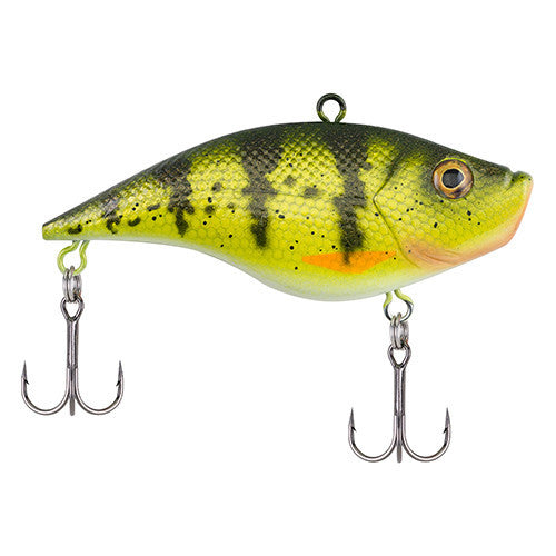 "Berkley Warpig Hard Bait 3"" Length, 2 Hooks, Yellow Perch, Per 1"