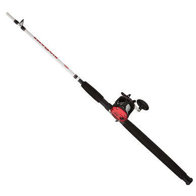 Berkley Big Game Baitcast Combo 5.1:1 Gear Ratio, 1 Bearing, 7' Length, 2pc Rod, Medium/Heavy Power, Right Hand