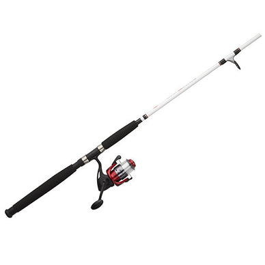 Berkley Big Game Spinning Combo 5.2:1 Gear Ratio, 2 Bearings, 7' Length, 2 Piece Rod, Medium Power, Ambidextrous