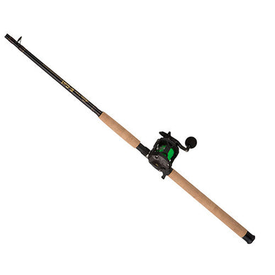 Berkley ECAT Baitcast Combo 5.1:1 Gear Ratio, 4 Bearings, 7' Length, 1pc Rod, Medium/Heavy Power, Right Hand