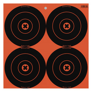 Birchwood Casey Big Burst Targets 6
