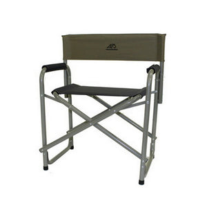 Alps Mountaineering Directors Chair Khaki/Coal