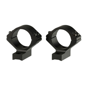 Browning AB3 Integrated Scope Mount System 30mm Ring Diameter, Standard Ring Height, Matte Black