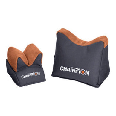 Champion Traps and Targets Steady Bags Large Bench Rest, Filled Shooting Bag