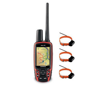 Garmin 3-dog Combo Astro 320 with DC 40 GPS