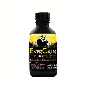 Conquest Scents EverCalm Elk Heard Scent Bottle