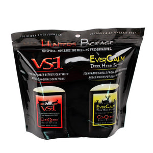 Conquest Scents Hunters Pack (VS-1 Stick & Ever Calm Stick)