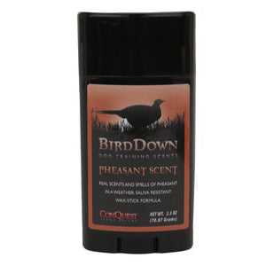 Conquest Scents Dog Training Scents Pheasant In A Stick