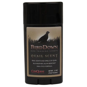 Conquest Scents Dog Training Scents Quail In A Stick
