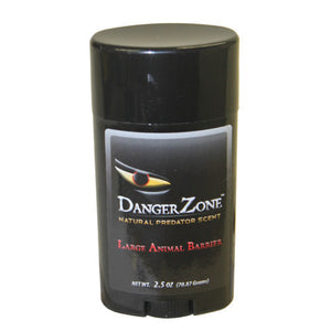 Conquest Scents Danger Zone Barrier Large Animal