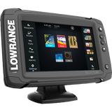 Lowrance ELITE-7 Ti Mid/High/TotalScan w/ Navionics+ Fishfinder