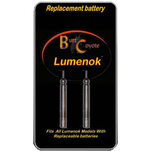 Excalibur Replacement Battery For Lumenoc (2 Pack)
