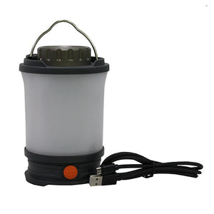 Fenix Flashlights CL30R  LED Lantern w/battery, Grey