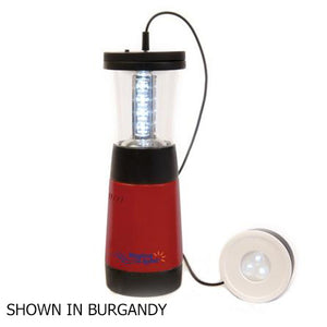 Hydra Light Water Only Personal Lantern Black