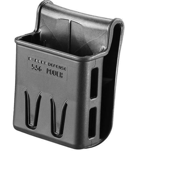 MAKO Polymer Magazine Pouch with Belt Paddle for 5.56mm Magazines
