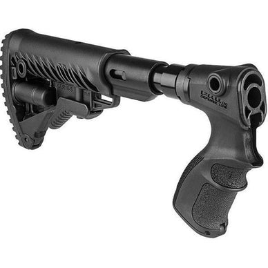 MAKO M4-Style Recoil-Reducing Collapsible Buttstock for Remington 870