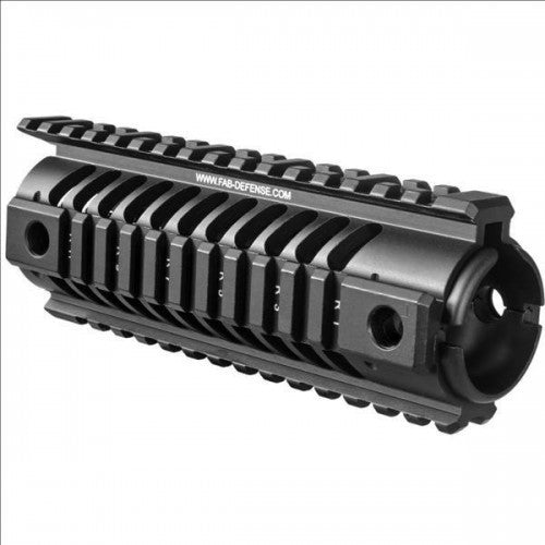 MAKO IDF Aluminum Quad Rail Handguards for M4/AR-15 - Carbine Length