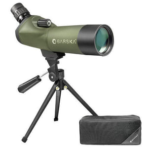 18-36x50 WP Blackhawk Spotting Scope Angled