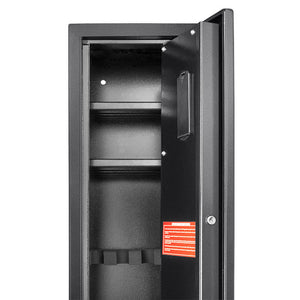 Barska AX11652 Quick Access Biometric Rifle Safe