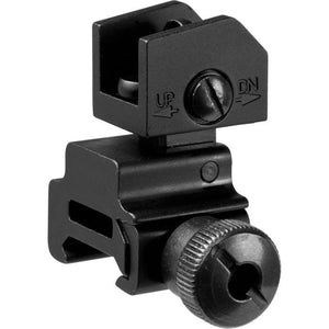 Flip-Up Tactical Rear Sight by Barska
