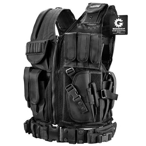 Loaded Gear VX-200 Tactical Vest, Right Hand
