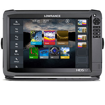 Lowrance HDS-12 Gen3 Insight 50/200