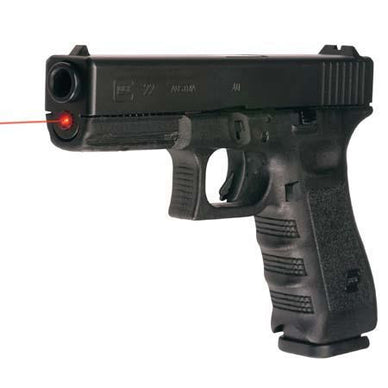 LaserMax Rod Mounted Red Laser Sight for the Glock 17/22/31/37
