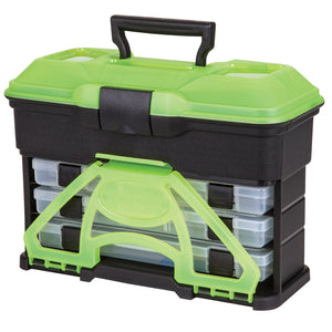 Flambeau T3 Frost Series Mini Front Loader Tackle Box Green