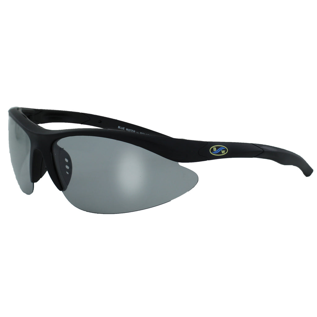 BlueWater Islander D2D Polarized Photochromatic Grey Lens