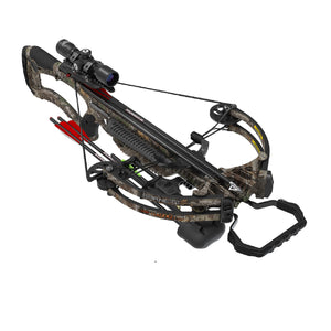 Barnett Raptor FX3 Pro Crossbow Package with 2 Bolts