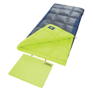 Coleman Heaton Peak 40 Big and Tall Rectangular Sleeping Bag