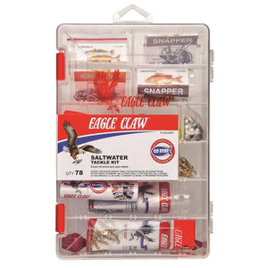 Eagle Claw South Coastal Saltwater Tackle Kit