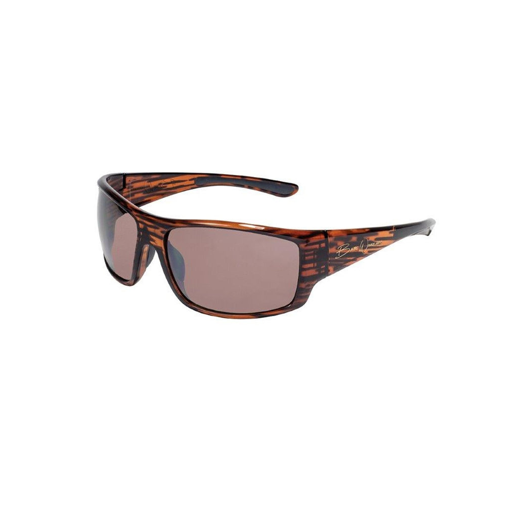 BluWater Babe 3 Gloss Brown Poly Frame w/Brwn Polarized Lens