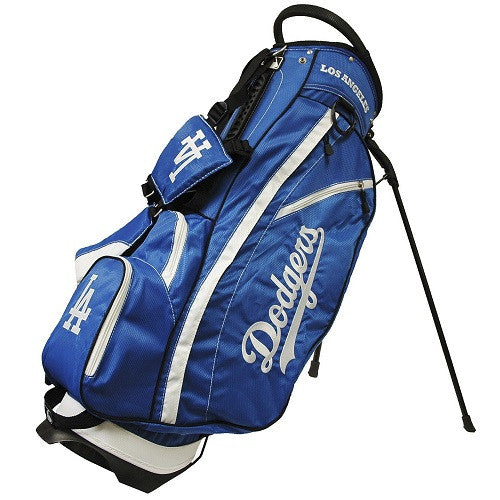 Los Angeles Dodgers Golf Fairway Stand Bag