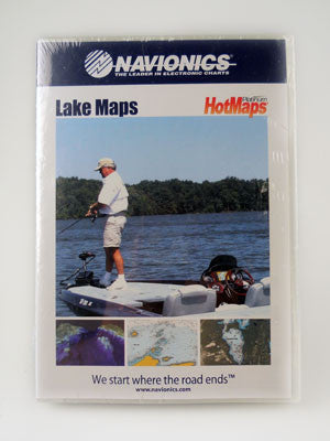Navionics Hot Maps Plat North MSD/MMPT-N6
