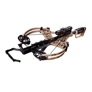 Bear Archery Fisix FFL Crossbow Package-Sand